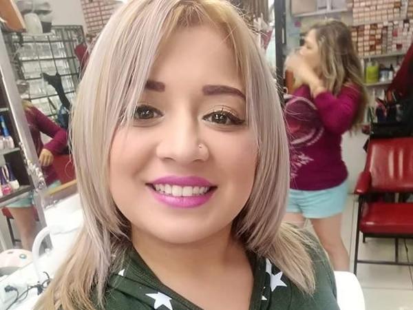 Luany Valeria Salazar Zamora, de 23 años, fue hallada sin vida en el patio de una casa en Linda Vista de Río Azul, La Unión, Cartago. Foto: Cortesía