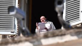 Papa Francisco en favor de una Europa donde Dios y el César convivan sin conflicto