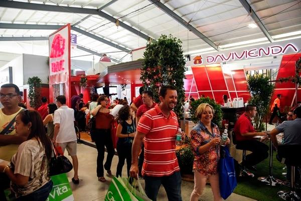 La feria se realizará nuevamente en el Centro de Eventos Pedregal, en Belén, donde reunirá más de 600 stands y 184 proyectos habitacionales en un solo lugar. Foto Adrián Soto.