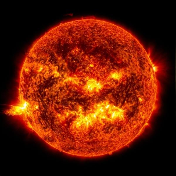 El Sol está a una distancia de 150 millones de kilómetros de la Tierra | NASA PARA LN.