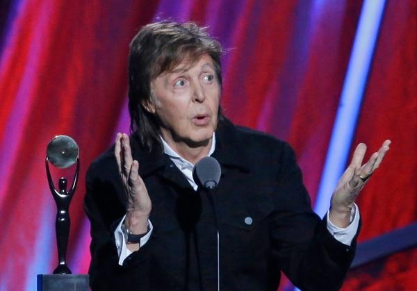 El músico Paul McCartney asegura que ya no consume marihuana.