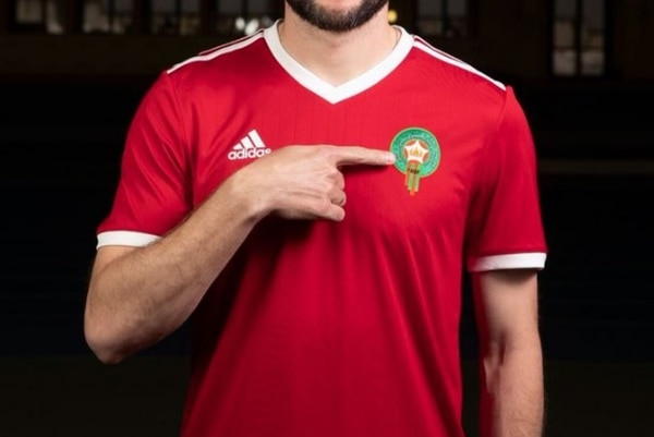El uniforme de Marruecos ha generado bastante controversia en este país.  Luego de 20 años 6050b27c8aa3b