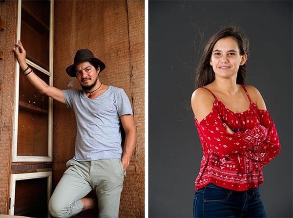 Adriana Álvarez ('Gestación') y Leynar Gómez ('Narcos') actúan juntos en El despertar de las hormigas.