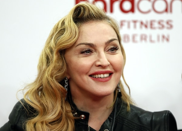 Madonna fue a la isla caribeña acompañada de su hijo Rocco.