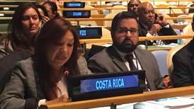 Juan Carlos Mendoza: De la embajada en la ONU a dar la cara por el Gobierno