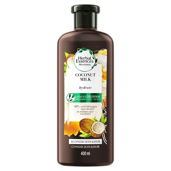 Acondicionador de leche de coco. Herbal Essences