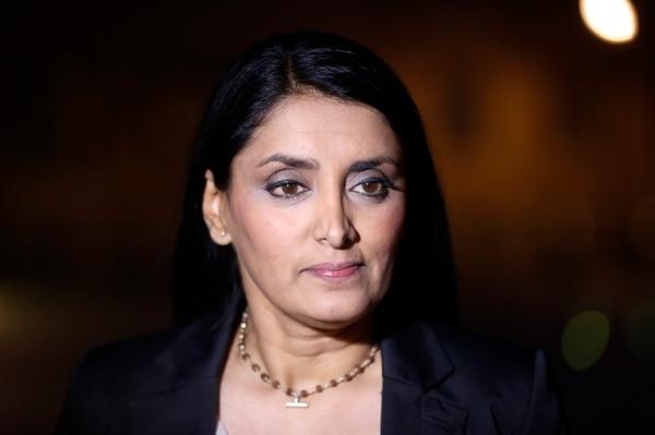 Aneeta Prem, fundadora de Freedom Charity, entidad que dio con las mujeres rescatadas en Londres.