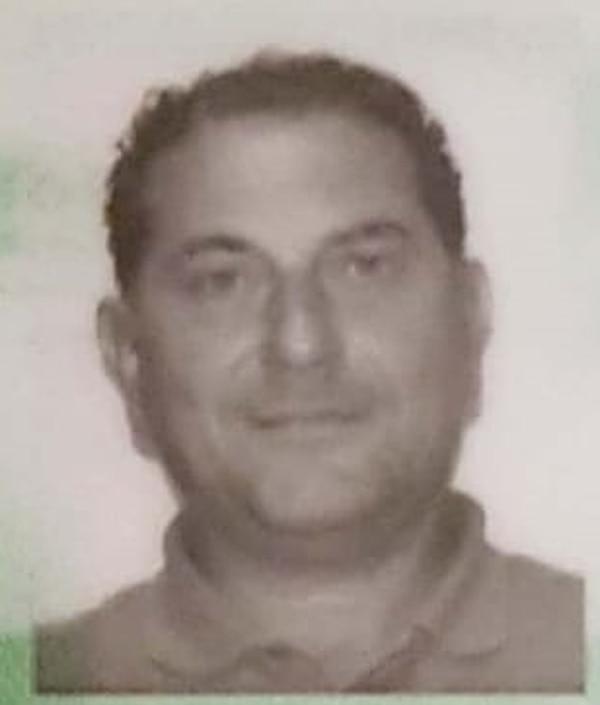 Stefano Calandrelli, de 51 años, está desaparecido desde el 14 de mayo.