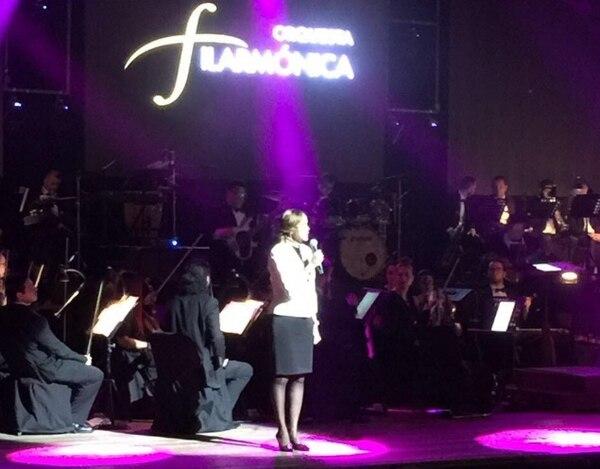 Bajo la dirección de Marvin Araya, talentosas cantantes hicieron un recorrido por temas de Mariah Carey, Whitney Houston, Adele y Celine Dion.