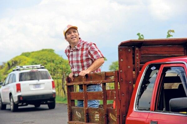 Maikol Yordan de viaje perdido es protagonizada por Mario Chacón, actor de La Media Docena, quien ha visto crecer su popularidad. Fotografía: La Media Docena para LN