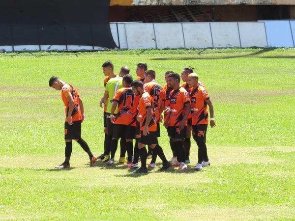Puntarenas tiene cuesta arriba su serie ante Carmelita, luego de caer en casa 2-3 en la semifinal del Torneo de Clausura de la Liga de Ascenso. Cortesía