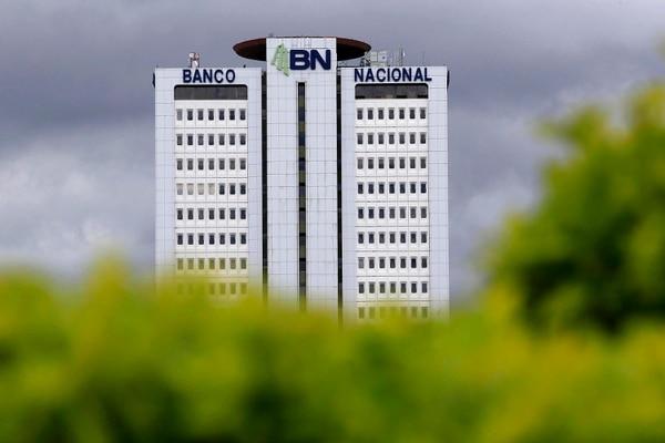 Sede del Banco Nacional en San José centro. Foto: Rafael Pacheco