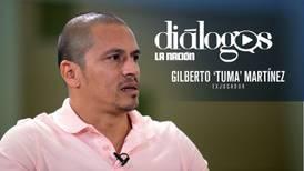 Tuma Martínez revela su desconocida faceta de sobrado conformista