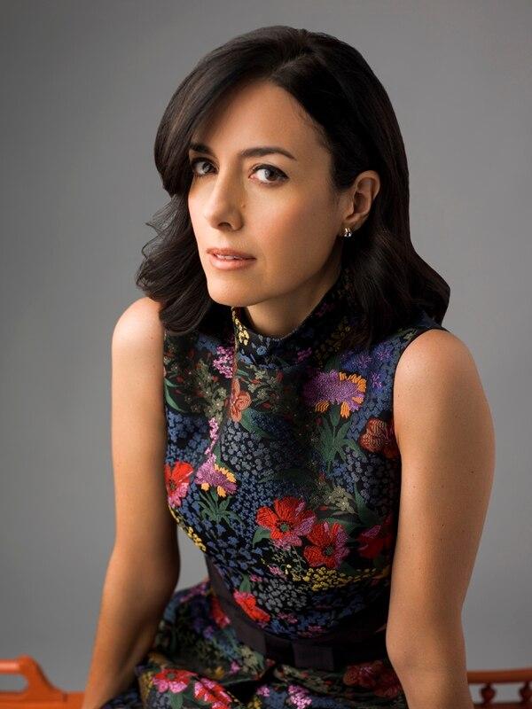 Cecilia Suárez encarna a La encantadora 'Paulina', hija mayor de la familia de la Mora en 'La casa de las Flores'. Fernando Marroquín/ Netflix para LN.
