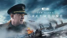 'Greyhound': el nuevo filme épico de Tom Hanks que Apple TV+ rescató de la pandemia