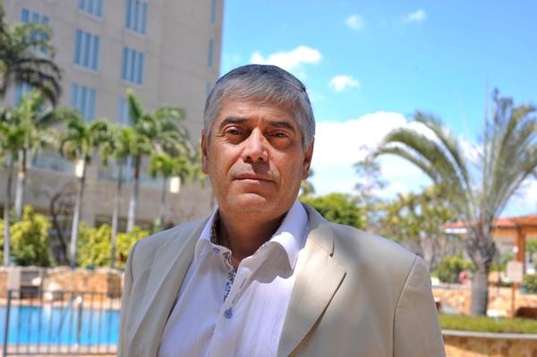 Promotor de Ocesa. Renato Herrera .Jorge Navarro