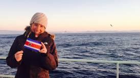 Tica  participa en  misión para medir calentamiento del Ártico