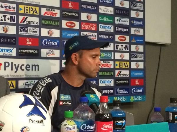 Luis Fernando Fallas aseguró estar listo para hacer frente al Premundial Sub 17 de Concacaf.