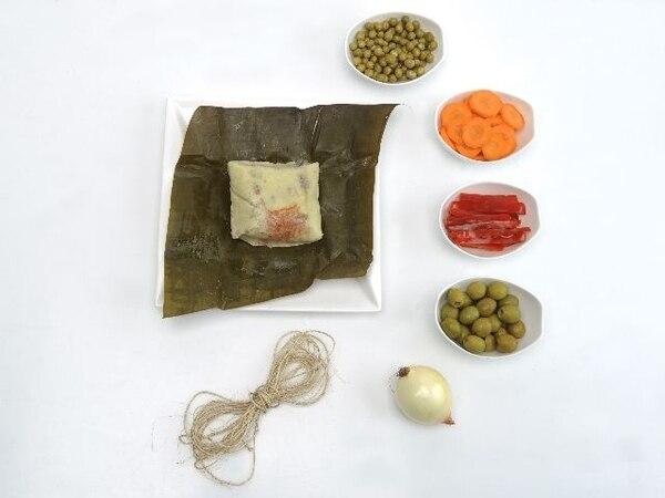 Ingredientes básicos para 50 tamales cuestan desde ¢12.200 - 1