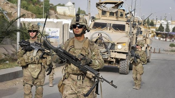 Los homosexuales pueden integrar el Ejército estadounidense desde 2011