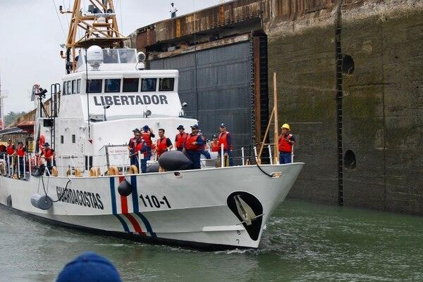 Cada fragata tiene un valor cercano a los $10 millones. El país recibió tres de estas embarcaciones de parte de Estados Unidos.