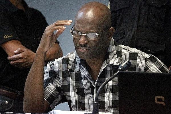 El juicio que se sigue a Pascall inició el pasado 14 de agosto. | ALONSO TENORIO.