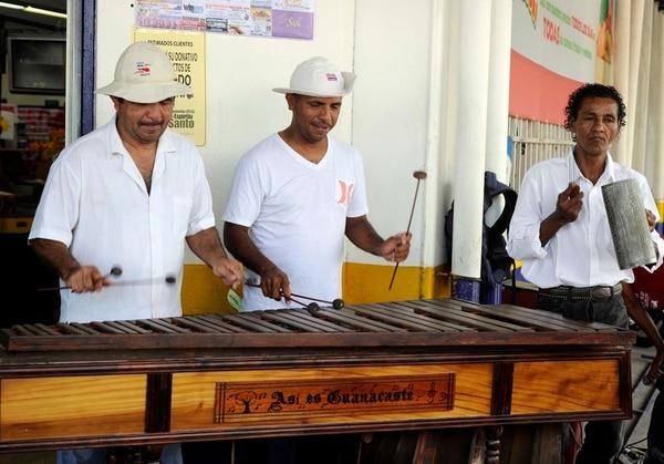 Según la memoria, la música ha marcado el andar en la provincia de Guanacaste. Alonso Tenorio.