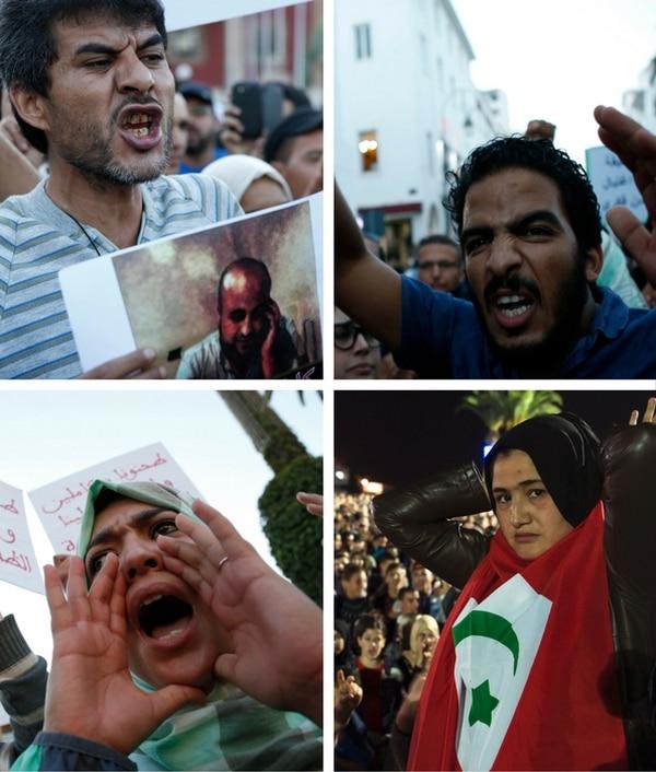 Fotografías: AFP y AP