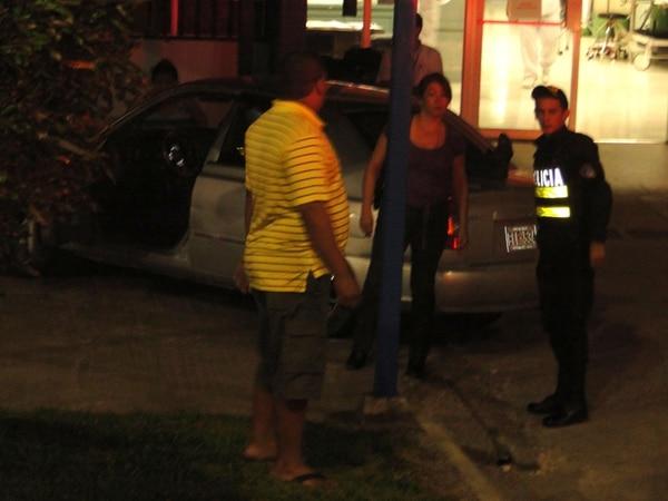 Concepción murió frente al hospital de Ciudad Neily. | FREDDY PARRALES