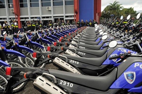 La medida aplica para todo tipo de compra, incluso motocicletas para la Fuerza Pública, siempre y cuando la adquisición no sea indispensable.