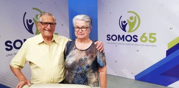 Jose Luis Arias y Rosa Zamora son emprenderores en Santo Domingo de Heredia. Fotografía: Cortesía