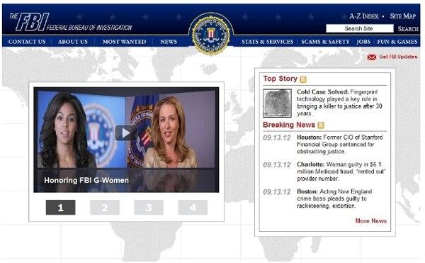 Preguntado por la AFP, el FBI rechazó realizar cualquier comentario al respecto. | FBI