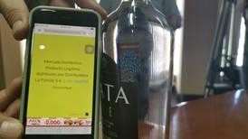 Hacienda colocará sellos con códigos QR para frenar contrabando de licor del Depósito de Golfito