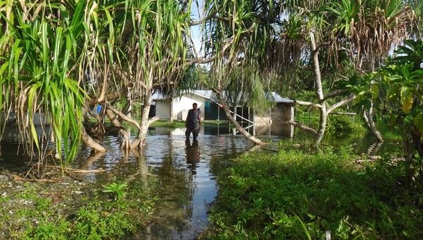 Los países pobres abogan por compensación por daños. | AP