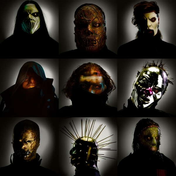 Slipknot estará en Costa Rica con sus nuevas máscaras, nueva música y los clásicos de siempre. Imagen cortesía de Black Line Productions