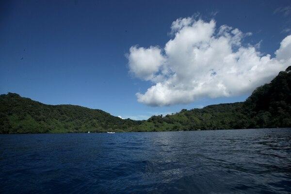 """El oceanógrafo francés Jacques Cousteau calificó a la Isla del Coco como """"la isla más bella del mundo"""". Fotografía: John Durán"""