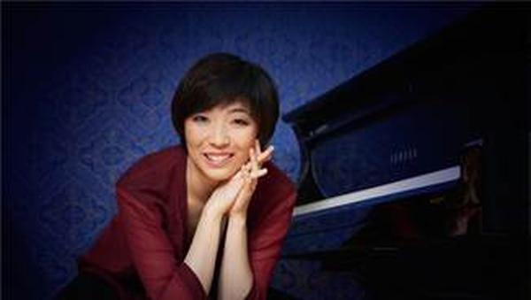 Claire Huangci, de 29 años, es la solista invitada para el concierto. Foto: cortesía INM