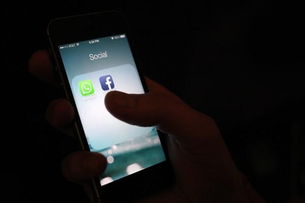 Las cinco aplicaciones móviles más utilizadas fueron Facebook, WhatsApp, Facebook Messenger, WeChat e Instagram. (AP Photo/Karly Domb Sadof)