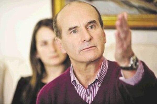 Figueres dijo que el decreto de intervención debe ser consensuado con todos los poderes.   ARCHIVO