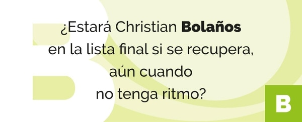 Letra en B reportaje de la A a la Z con el Machillo Ramírez.