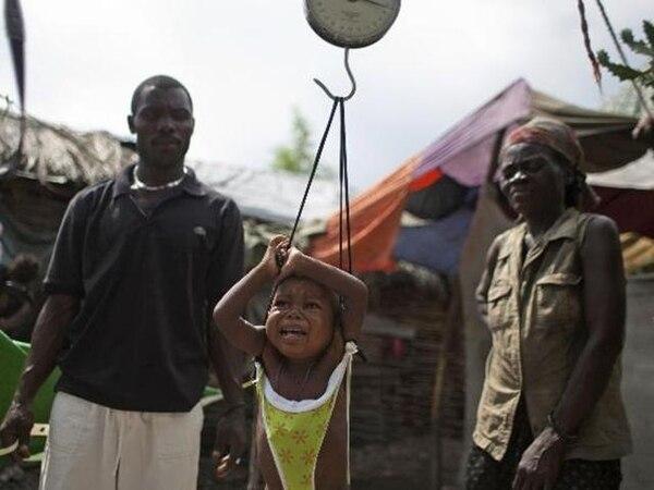 Hambre se ensaña contra dos de cada tres personas en Haití - 1