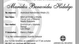 Marielos Benavides Hidalgo