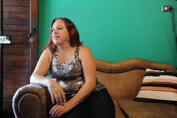 Marilú Blanco es hoy en día una mujer empoderada. Vive con su pareja y tiene una vida sexual activa. Fotos Melissa Fernández