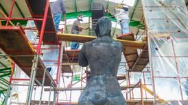 Monumento de las Garantías Sociales regresará a Zapote en mayo