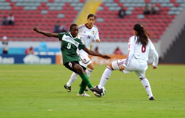 Zambia se enfrenta a Venezuela en el segundo juego del grupo A del Mundial Femenino.