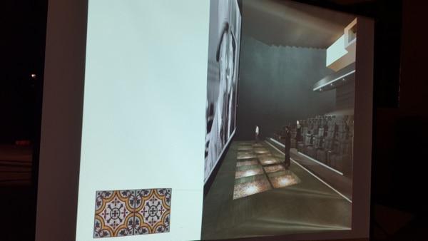 El piso original del Cine Variedades podrá ser apreciado por medio de una ventana al pasado.