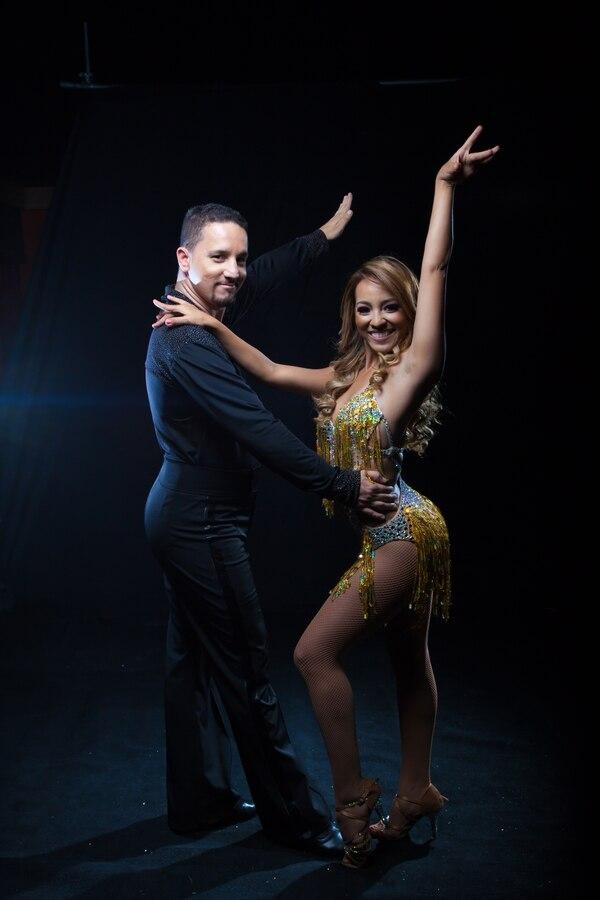 Gustavo Peláez bailará con Yessenia Reyes. Fotografía: Danny Jiménez de ONFF S.A. para LN.