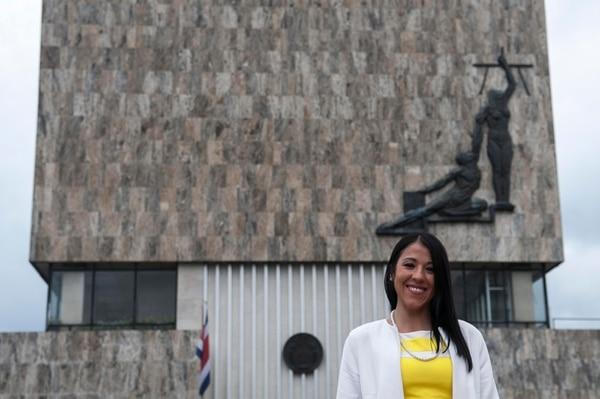 Ana Victoria Salas también demandó penalmente a los médicos. Fotografía: Alejandro Gamboa Madrigal