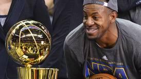 Andre Iguodala canjeó orgullo por triunfos para ser campeón de la NBA