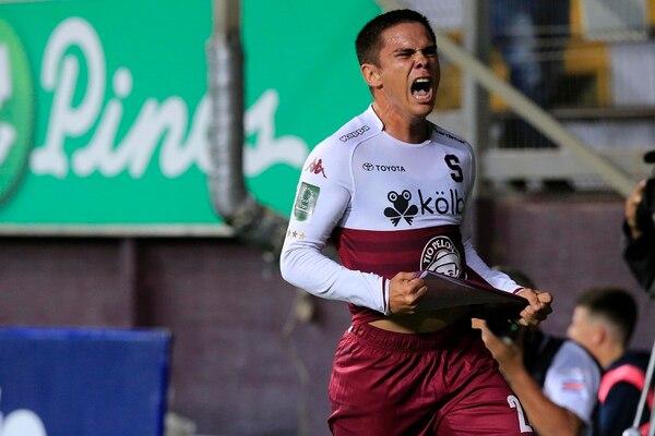 Suhander Zúñiga termina su préstamo con el Saprissa. Foto: Rafael Pacheco